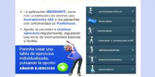 NeuroFit, una app que propone ejercicios para pacientes con Parkinson