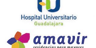La Residencia El Balconcillo y el Hospital General Universitario de Guadalajara crean una unidad de coordinación y asistencia