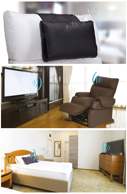 geriatricarea confort acústico  NEW'EE Life Design Sonore