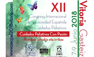geriatricarea congreso Cuidados Paliativos SECPAL