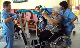 geriatricarea ilunion prevención de riesgos ergonómicos