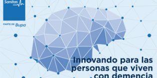 Sanitas Mayores organiza la jornada Innovando para las personas que viven con demencia