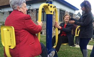 geriatricarea parques biosaludables Diputacion Foral de Bizkaia