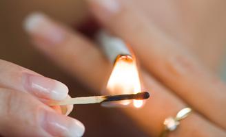 Uno de cada cinco fallecimientos de mayores de 65 años está relacionado con el tabaco