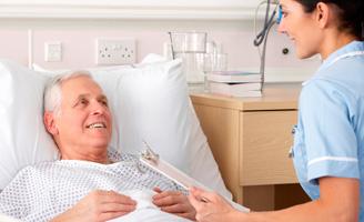 geriatricarea servicio de enfermería