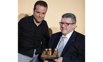 Enrique Rovira-Beleta distinguido en los Premios Randstad por su compromiso con la accesibilidad