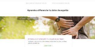 La nueva web de Hidroxil ofrece consejos para prevenir y aliviar el dolor de espalda
