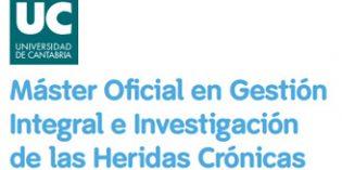 Nueva edición delMáster Oficial en Gestión Integral e Investigación de las Heridas Crónicas