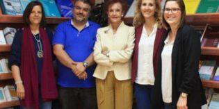 La Dra. Rocío Fernández-Ballesteros nombrada Socia de Honor de la Asociación Española de Psicogerontología