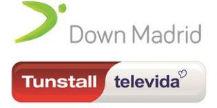 Tunstall Televida dona 24 tablets a la Fundación Down Madrid para diferentes proyectos TIC