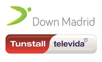 geriatricarea Tunstall Televida tablets Down Madrid