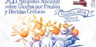 Valencia acogerá el XII Simposio Nacional sobre Úlceras por Presión y Heridas Crónicas