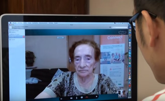 geriatricarea Videoconferencias intergeneracionales SmileConnect