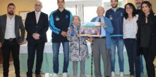 DomusVi y el Monbus Obradoiro colaboran para favorecer un envejecimiento activo