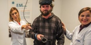 El proyecto Tevrene aplica la realidad virtual para la rehabilitación de la esclerosis múltiple