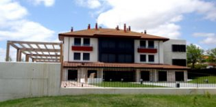 La residencia de Oyón, primer centro público acreditado como libre de sujeciones