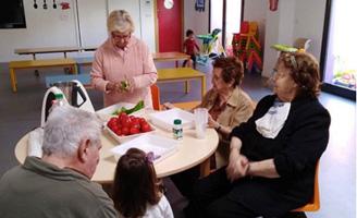 geriatricarea macrosad actividades intergeneracionales