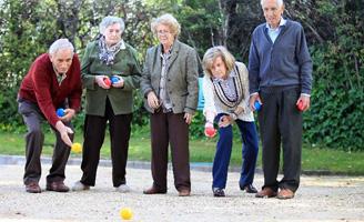 geriatricarea sanitas mayores envejecimiento activo