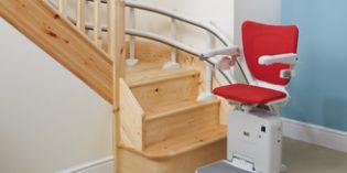 Las sillas salvaescaleras minimizan el riesgo de caídas, mejoran la autonomía y garantizar la máxima seguridad