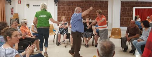 geriatricarea teleasistencia envejecimiento activo