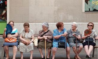 geriatricarea Barcelona cambio demográfico envejecimiento
