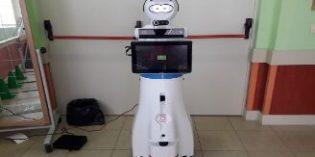 ILUNION Sociosanitario incorpora un robot de apoyo para el acompañamiento a mayores