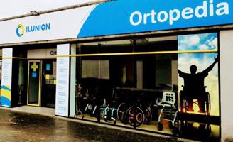 geriatricarea Ilunion Salud ortopedia