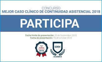 geriatricarea SMGG Mejor Caso Clinico de Continuidad Asistencial
