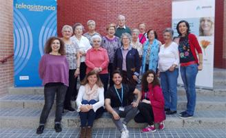 geriatricarea encuentros intergeneracionales Atenzia