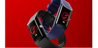 Vodafone lanza V-SOS Band, una pulsera inteligente para mayores que avisa en caso de emergencia