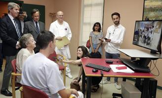 geriatricarea telemedicina Comunidad de Madrid
