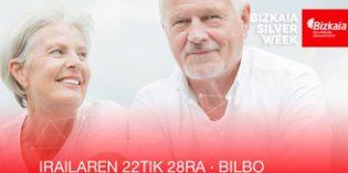 """Bizkaia será la capital europea del envejecimiento activo y saludable con la """"Bizkaia Silver Week"""""""