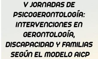 geriatricarea Jornada de psicogerontología