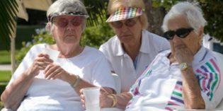 La mayoría de defunciones causadas por las altas temperaturas se producen entre personas de edad avanzada