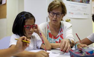 geriatricarea voluntariado Personas Mayores Obra Social la Caixa