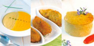 Tres recetas de Campofrío Health Care de fácil preparación y atractiva presentación