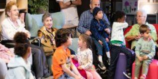 """Los mayores de Amavir Alcorcón protagonizan del programa intergeneracional """"Cosas de la edad"""""""