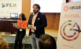 geriatricarea Círculo Empresarial de Cuidados a Personas de Andalucía CECUA