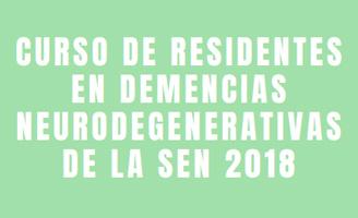 geriatricarea Demencias Neurodegenerativas SEN