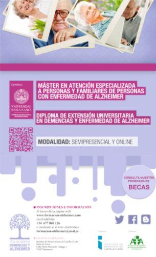 geriatricarea Demencias y Alzheimer