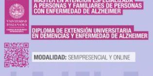 Décima edición de los títulos en Demencias y Alzheimer de la Universidad de Salamanca