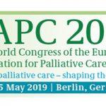 XVICongreso Mundial de laAsociación Europea de Cuidados Paliativos–EAPC World Congress