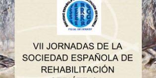 VII Jornadas de la Sociedad Española de Rehabilitación Geriátrica