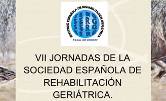 geriatricarea Jornadas de la Sociedad Española de Rehabilitación Geriátrica