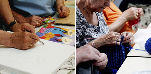 geriatricarea Mayores Maestros envejecimiento activo