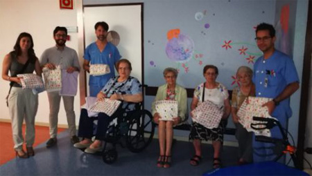 geriatricarea ORPEA Proyecto Estelar neonatos