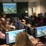 La Universidad San Pablo CEU y Vodafone España ofrecen formación gratuita a mayores sobre Internet y nuevas tecnologías
