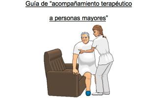 geriatricarea acompañamiento terapéutico a personas mayores