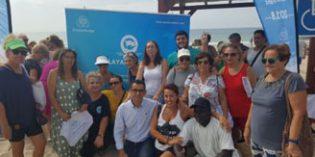 La Playa del Carmen de Barbate galardonada como la más accesible de España