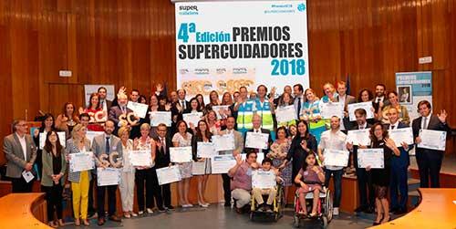 geriatricarea Premios SUPERCUIDADORES 2018